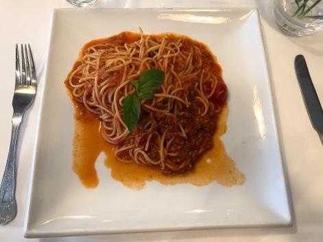 Best spaghetti ever